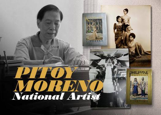 Pitoy Moreno National Artist