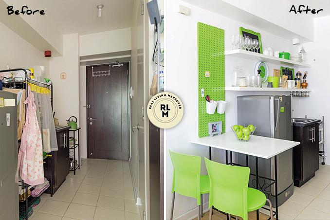 Photography Dairy Darilag Before And Michael Angelo Chua After Styling Paula De Guzman Interior Designer Vivian Gacad