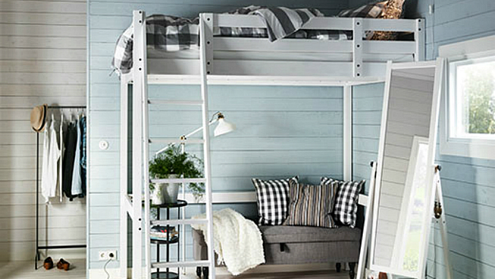5 Pretty Loft Beds You D Love To Have At Home Rl