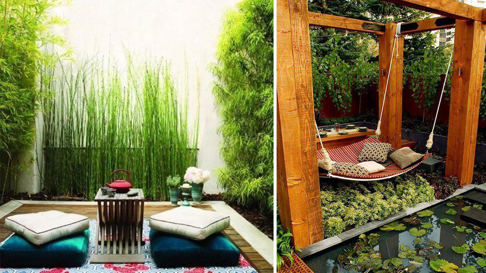 5 zen inspired outdoor areas you 39 d love to have for Zen pool design