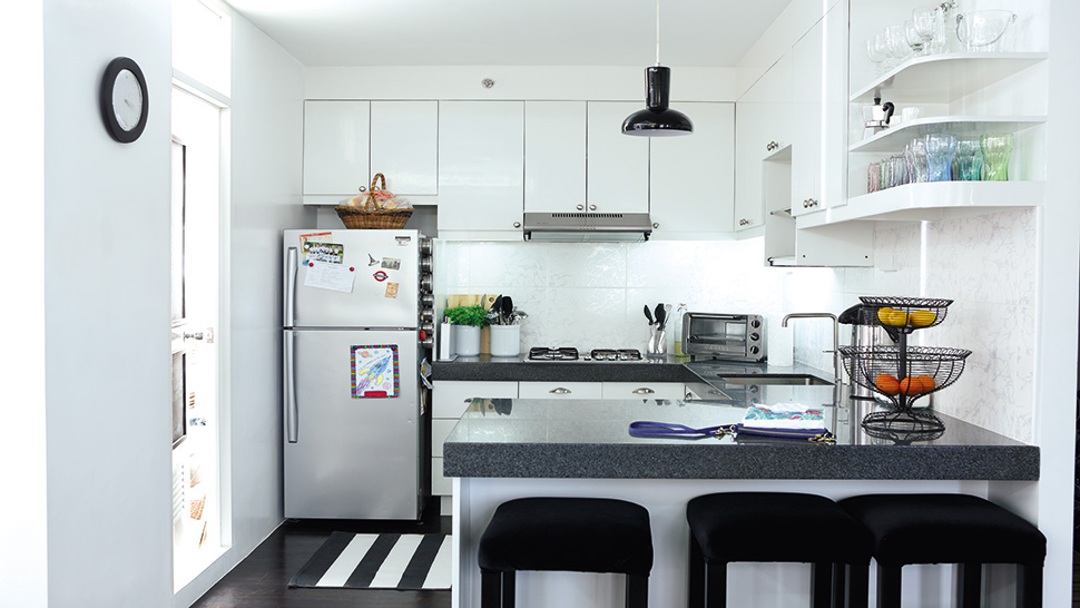 5 Smart Ideas For Small Kitchens