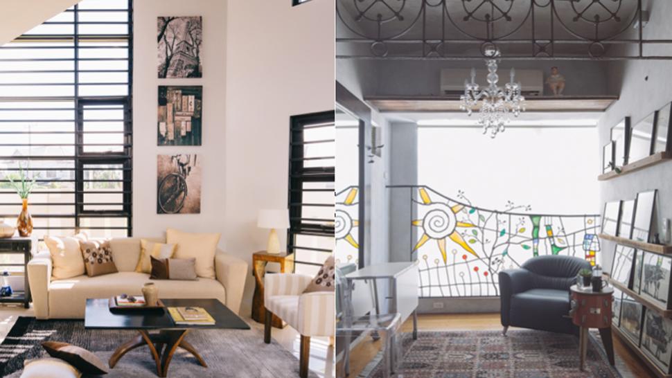 6 Stylish Window & Door Grille Designs on