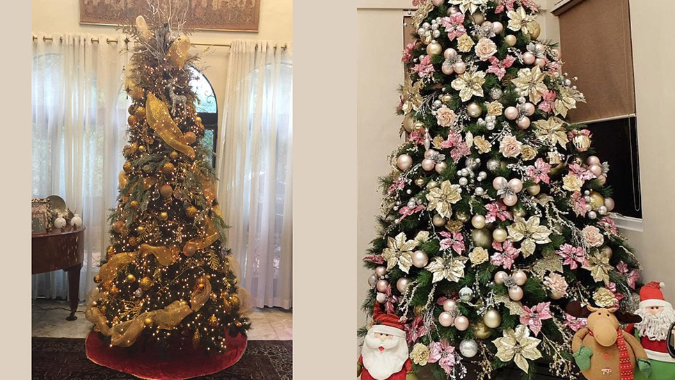 Christmas Tree Decorating Ideas.6 Christmas Tree Decorating Ideas We Can Learn From Celebrities