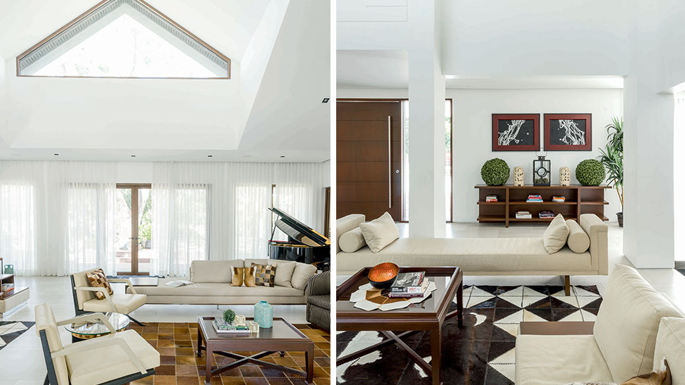 5 Ways To Maximize Double Height Ceilings