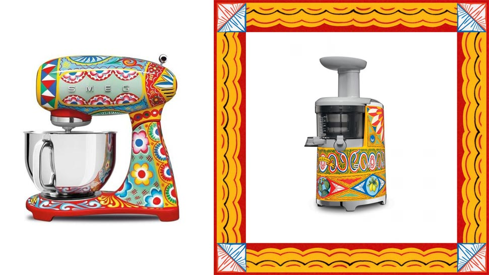0b9521ae Would You Buy These Dolce & Gabbana Kitchen Appliances?