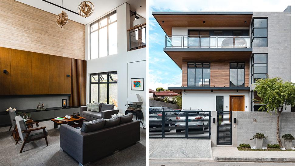 A Stunning 450sqm Modern Minimalist Home Rl