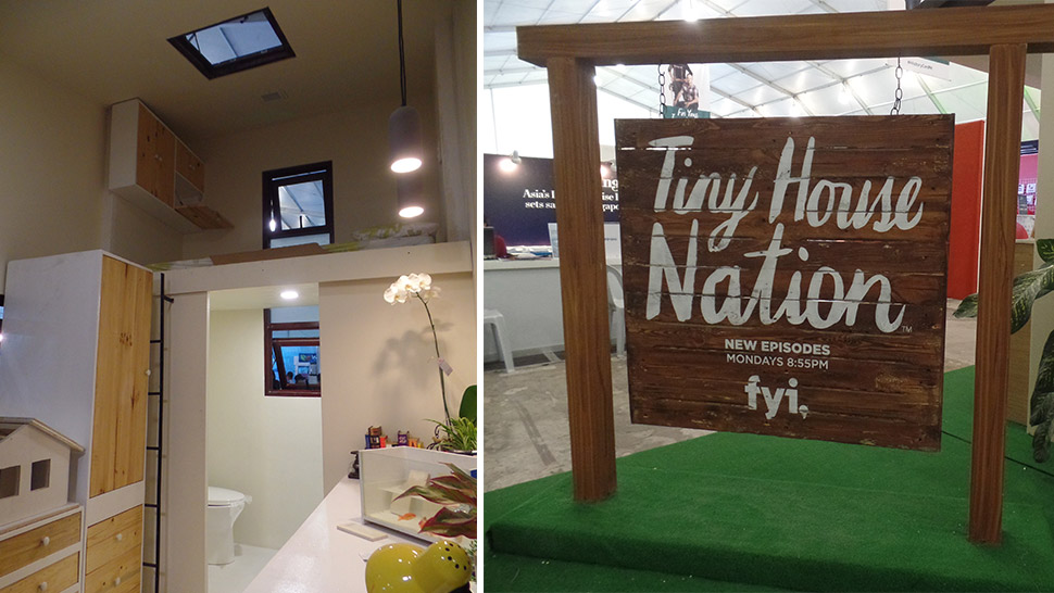 See A 15sqm Tiny House And Learn Innovation Ideas From Experts
