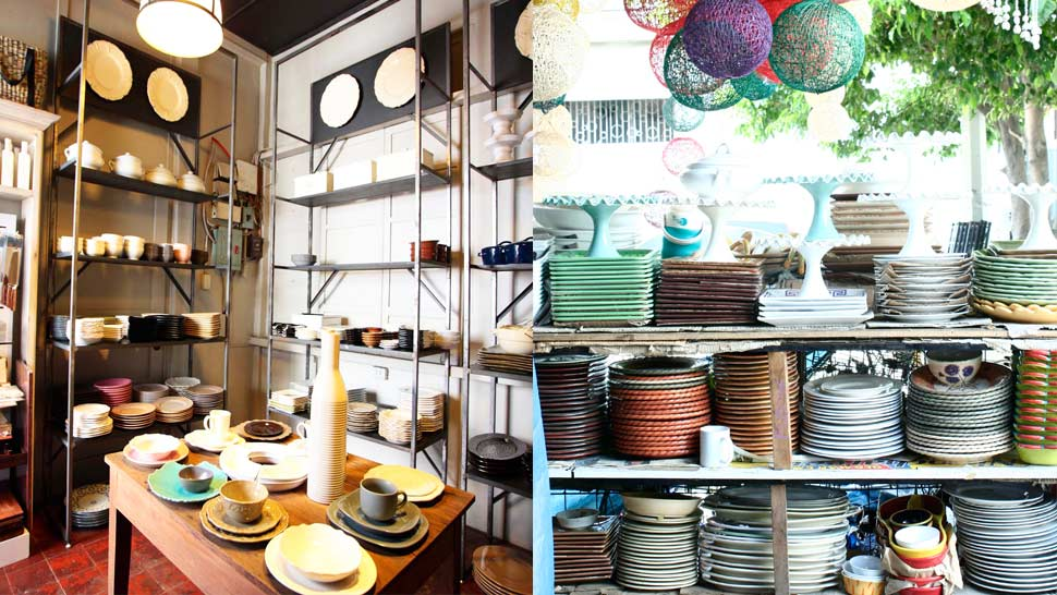 9 More Stores To Buy Home Decor And Dinnerware