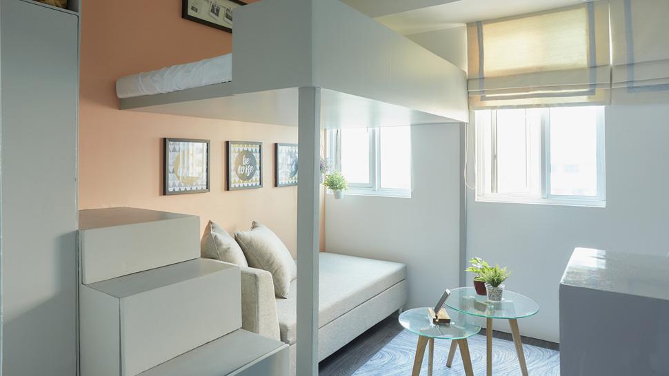 one bedroom condo interior design 1 bedroom condo unit interior design philippines Real Living
