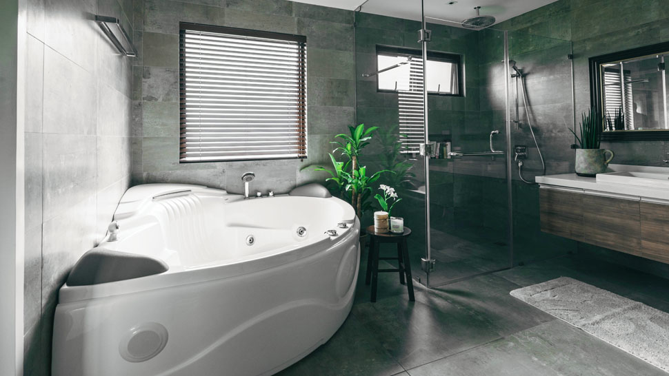 Beautiful Master Bedrooms And Bathrooms: 10 Beautiful Bathrooms You'd Want To Escape To