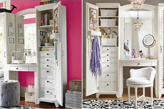 Jumpstart Your Day: 4 Clever Bedroom Storage Solutions that You Can Try