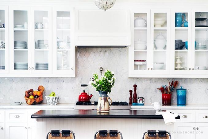 8 Kitchen Cabinet Storage Ideas