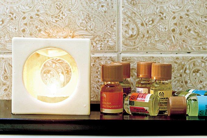 6 Natural Fragrances for Your Bathroom