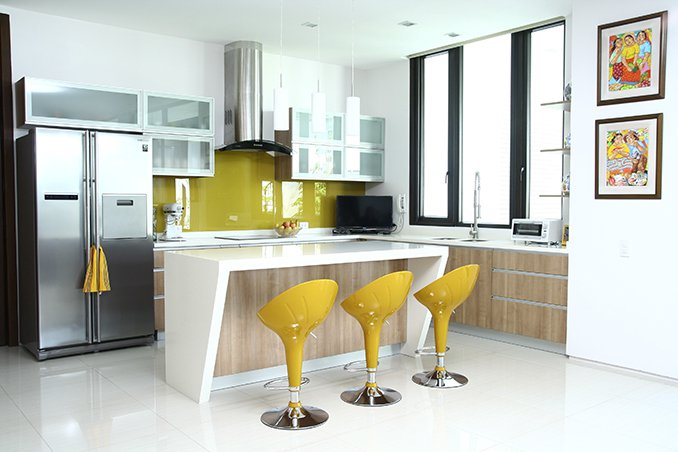 Kitchen Counter Maintenance