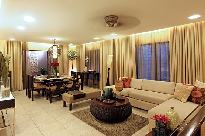 Eclectic Modern Filipino Style For Iza Calzado S Home Rl