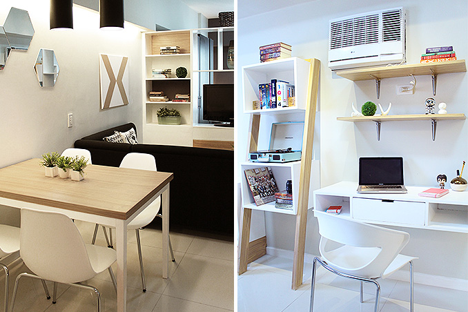 Small Space Ideas For A 34sqm Condo In Makati Rh Realliving Com Ph