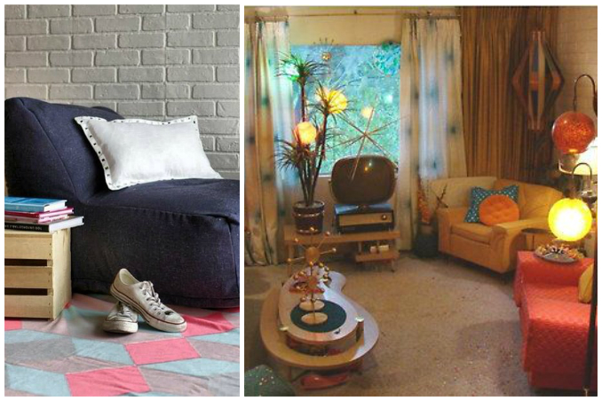 10 Living Rooms That Will Make You Want To Redecorate: 4 Décor Pieces You Need For A 90s-Inspired Bedroom