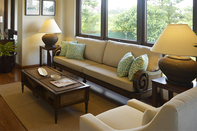 5 design ideas for a modern filipino home - Small space living room designs philippines ...