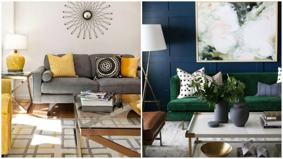 5 Ways To Spruce Up An Old Sofa