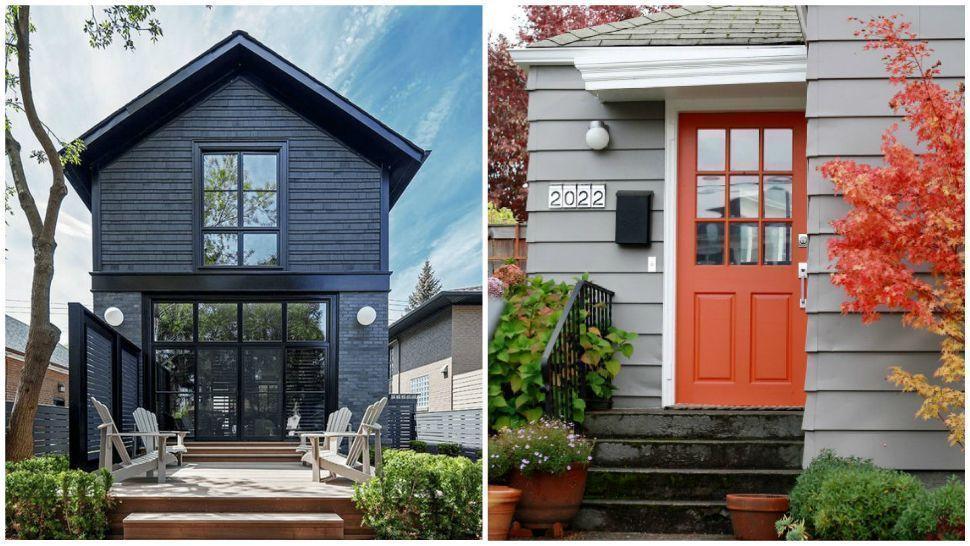 5 Unique Home Exterior Paint Ideas