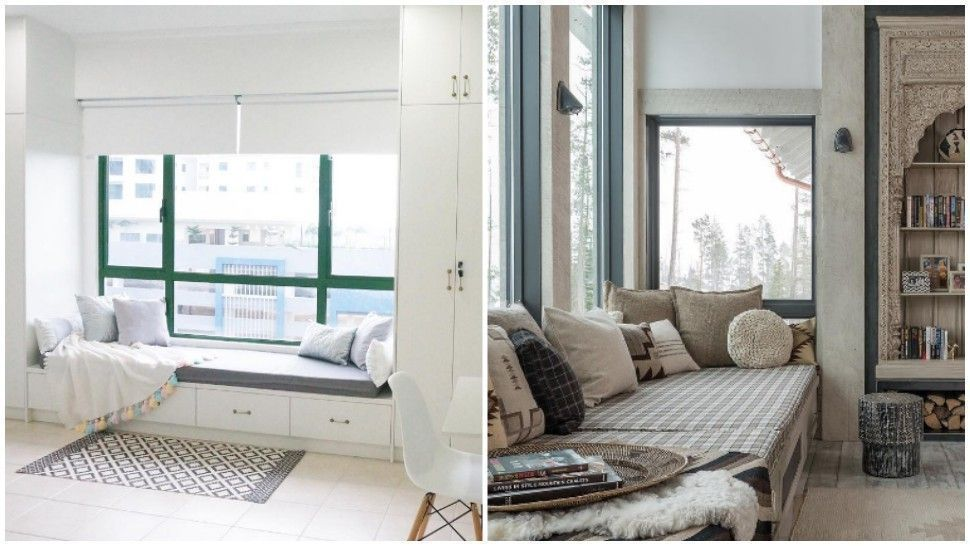 Tremendous 5 Window Seat Ideas For A Lovely Home Bralicious Painted Fabric Chair Ideas Braliciousco
