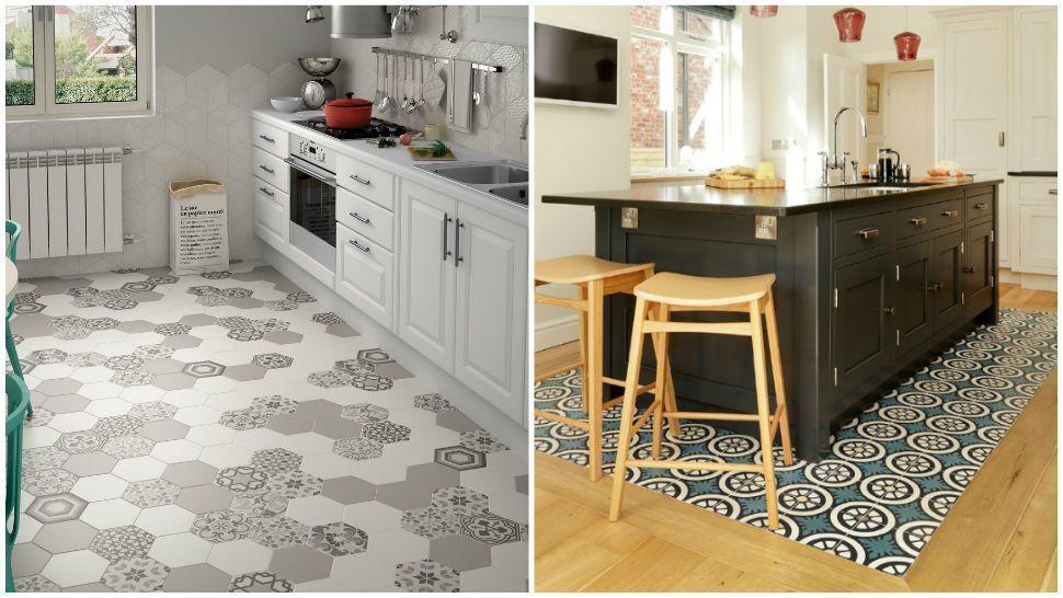 5 Beautiful Kitchen Floor Ideas