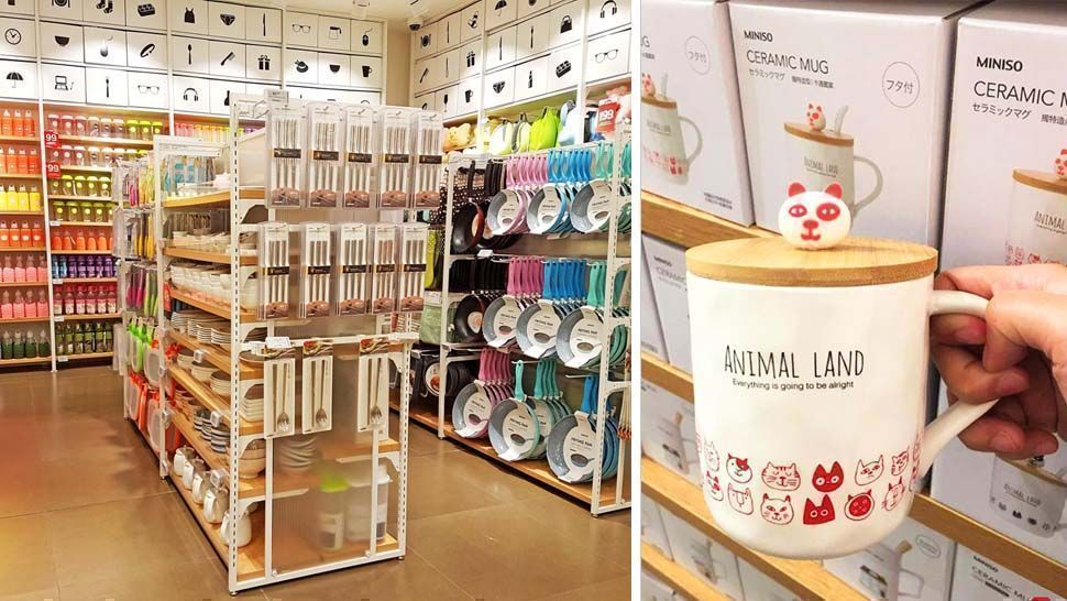 Fab Home Finds Under P200 At Miniso Megamall