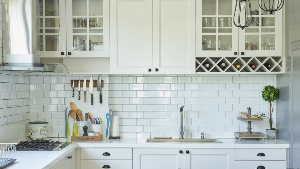 The One Thing You Need To Create Instant Storage In The Kitchen