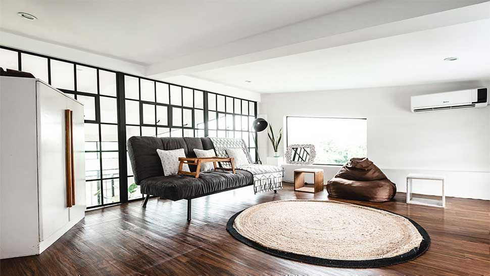 7 Design Solutions To Low Ceilings