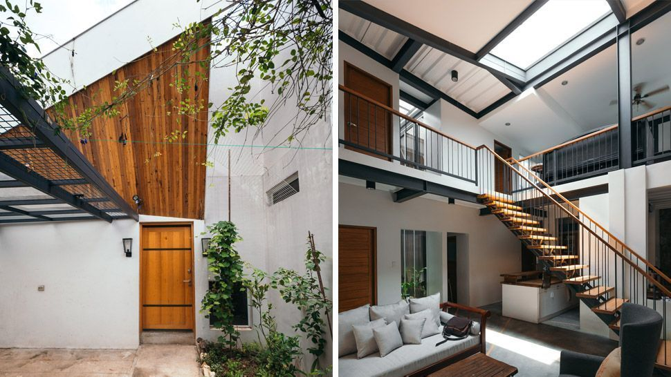 An Old Bungalow Transformed Into A Two Storey Sustainable Home