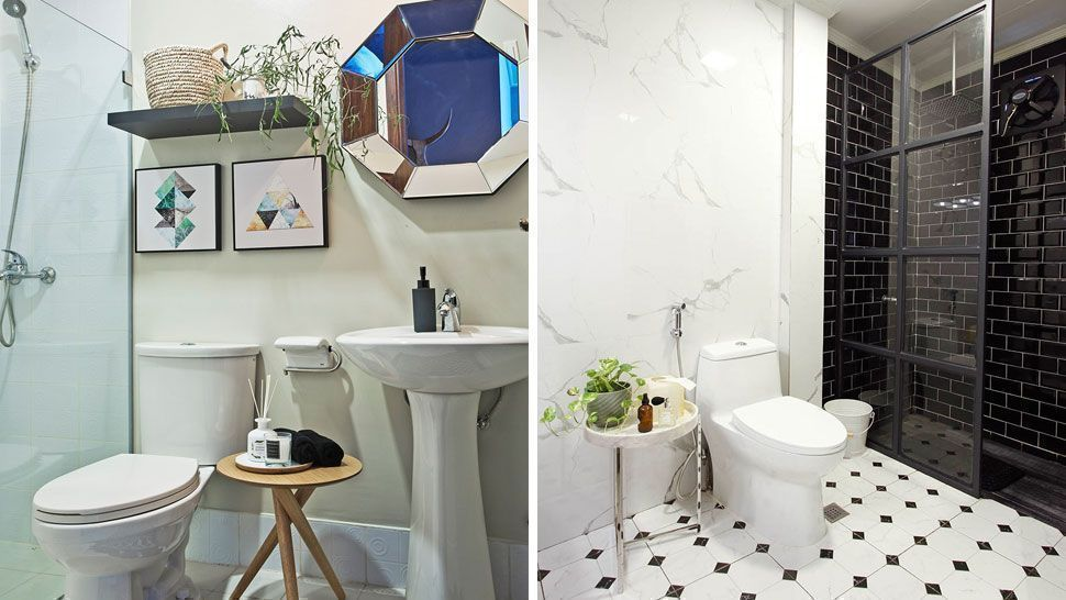 Design S To Make Your Bathroom Bigger, Small Bathroom Appear Bigger