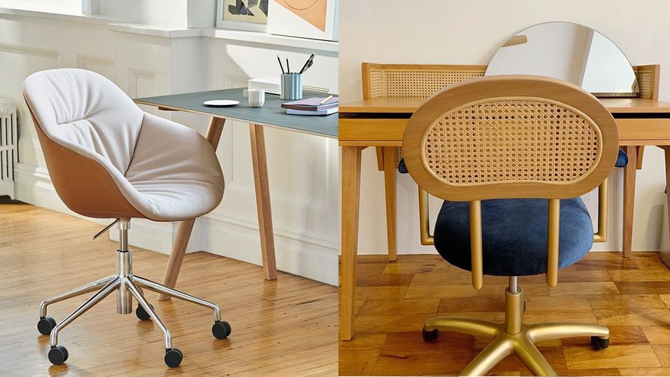 7 Stylish Office Chairs That Will Spice Up Your Workspace At Home