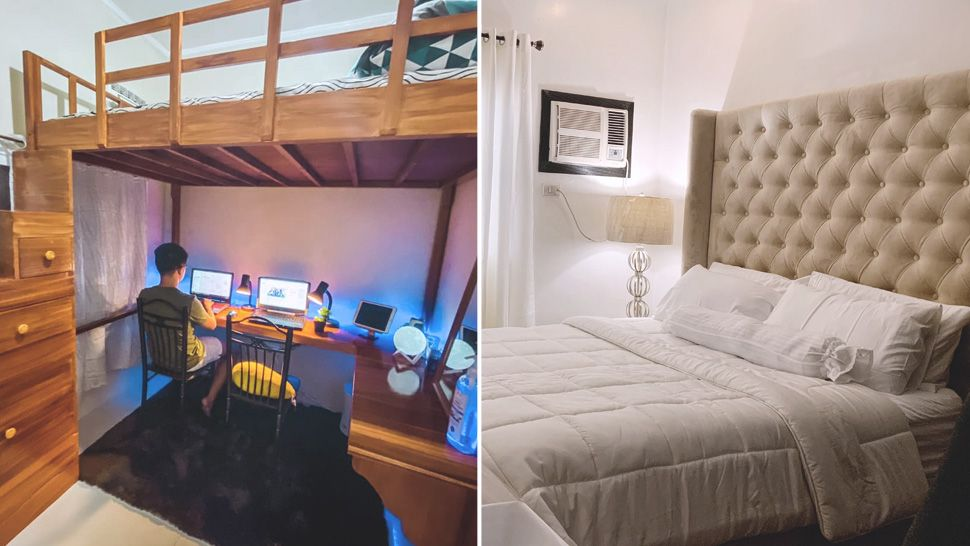 these small bedroom makeovers will inspire you to maximize