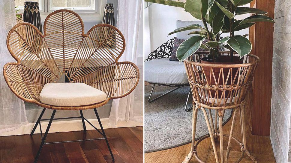 Rattan Decor And Furniture In The Ph, Tropical Wicker Furniture