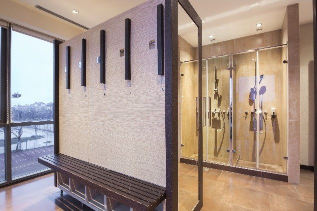 5 gym shower rules you must abide by