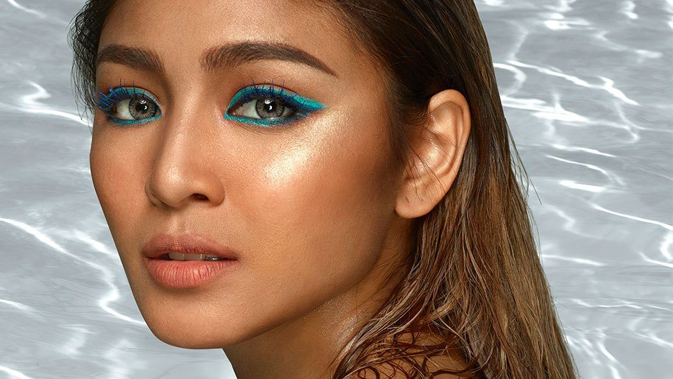 4 Ways To Get Your Glow On With Nadine Lustre S Makeup Line
