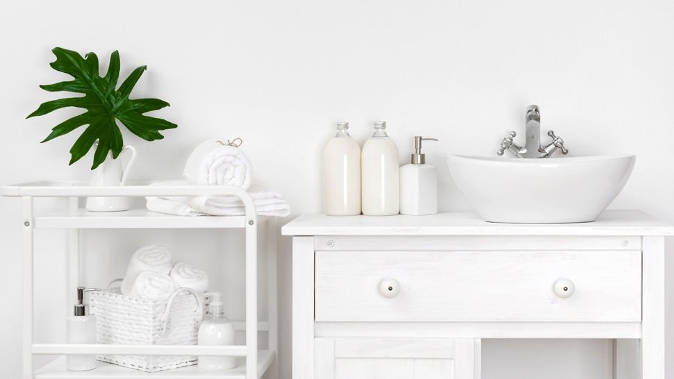 Simple Ways Keep Your Bathroom Neat And Clean