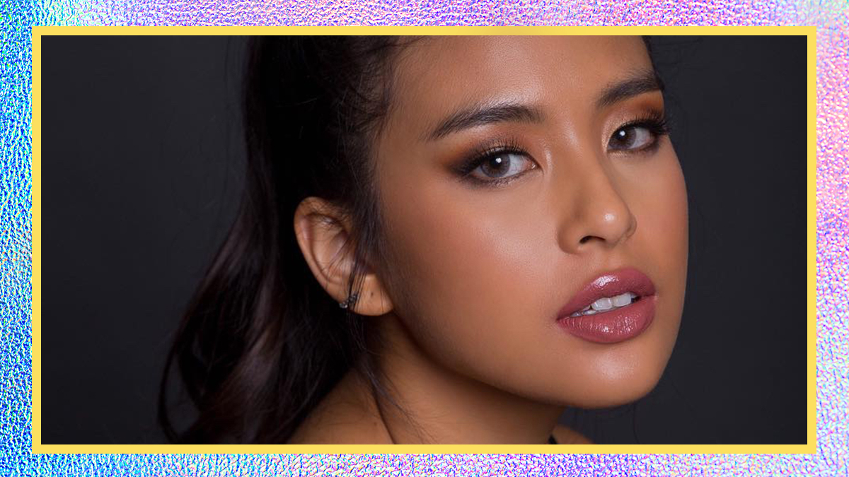 You Ll Love Gabbi Garcia S Makeup Trick To Show Off Her