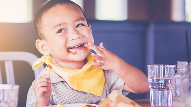 How Much Food Should Your Child Be Eating Every Day (3-5 Years Old)