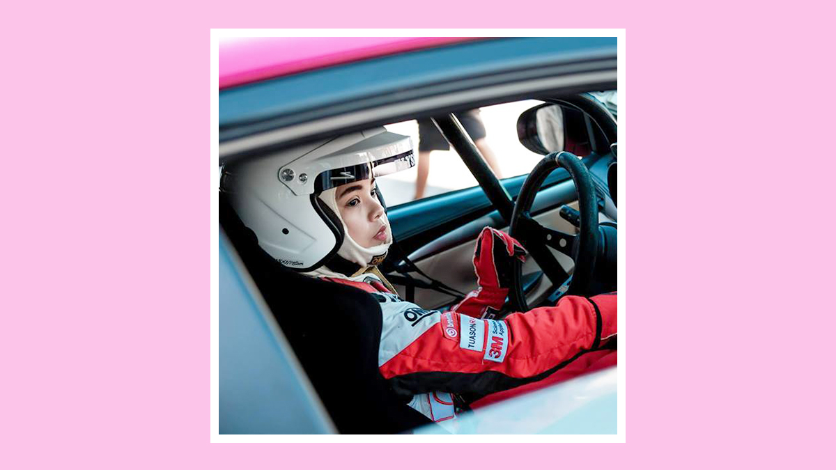 How This Pinay Became A Professional Race Car Driver
