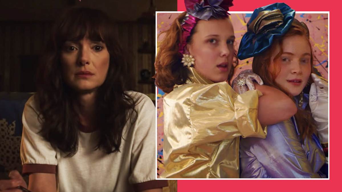 The Stylish '80s Pieces On 'Stranger Things' To Wear Right Now