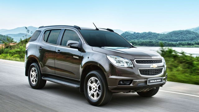 2016 Chevy Trailblazer >> Get Ahead With The Chevy Trailblazer