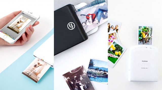 4 Instant Photo Printers For Your Diy Photo Booth