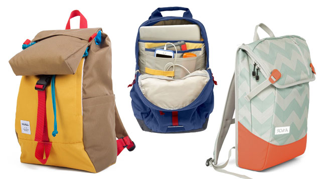It makes vacationing with the kids easier (go hands-free!), and it can alternatively make a great school bag for ...