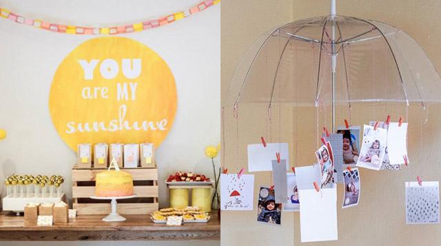 5 Rainy Day Themed Birthday Party Ideas For Kids
