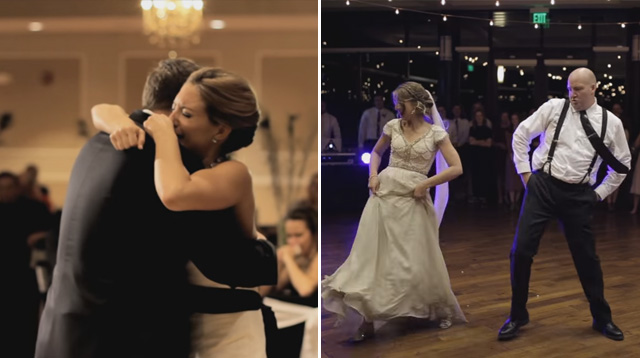 Father Daughter Wedding Dance.5 Father Daughter Wedding Dance Videos That Got Us In Tears