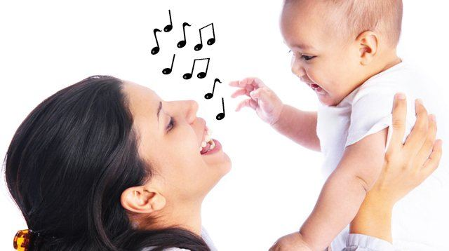 Singing To Your Baby Can Boost His Attention Span