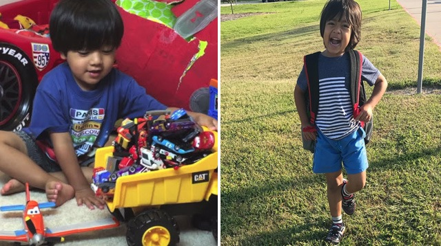 f5141f20373 This 6-Year-Old Kid Reportedly Earned US 11 Million on YouTube
