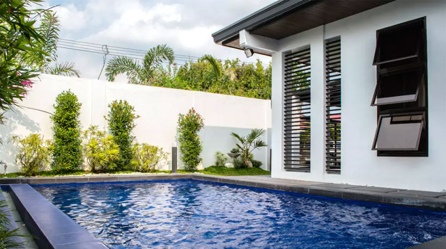 5 Vacation Homes in Pampanga and La Union for Pool-Obsessed Families