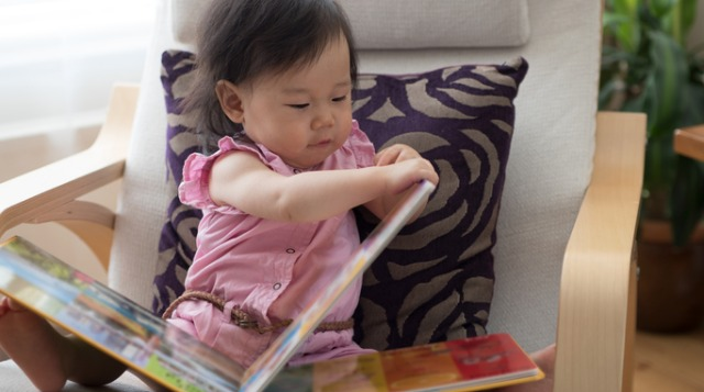 7 Lessons From A Mom Who Wanted Her Child To Read Before